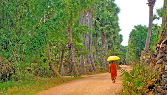 Vietnam & Cambodia Walking & Hiking Tour